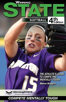 WINNING STATE SOFTBALL Mental Toughness Book -The #1 Confidence Books in Sports