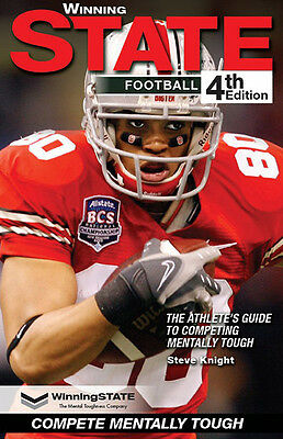 Winning STATE Football Mental Toughness Book -The #1 Confidence Books in Sports