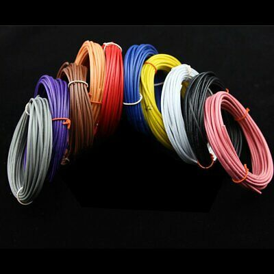 UL 1007 16-30 AWG Cable Copper Wire Electrical Wires Cables DIY Equipment Wire