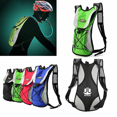 Hydration Pack 2l Water Bladder Bag Camelbak Backpack Hiking Camping Running X