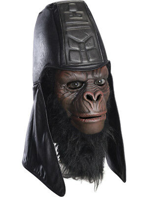 Adult's Classic Planet Of The Apes General Usurus Mask Gorilla Costume Accessory