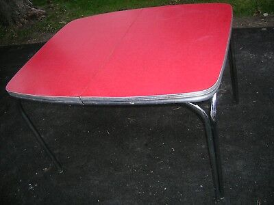 Vintage Chrome – Formica Kitchen Table