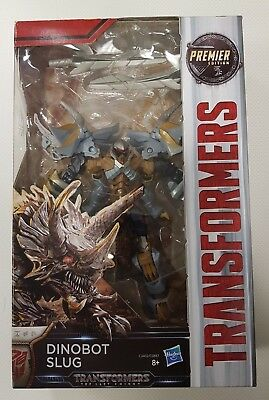 Transformers: The Last Knight Premier Edition Deluxe Dinobot Slug Action Figure
