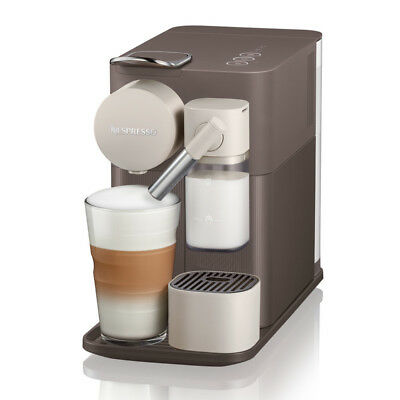 NEW DeLonghi Nespresso Lattissima One Mocha Brown Machine