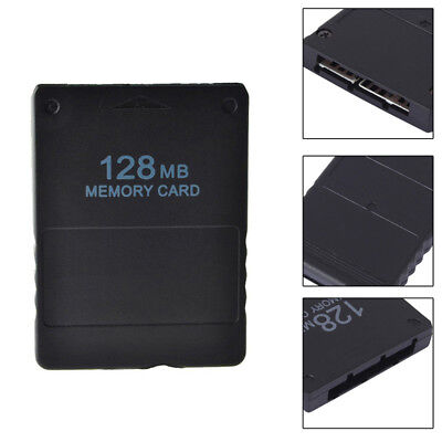 128MB PS2 Memory Card Save Game Data Stick Module Sony For Playstation 2 AU
