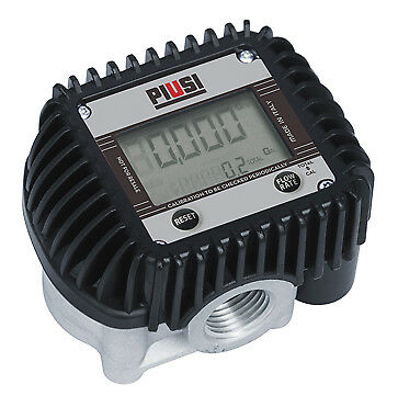 Piusi K400 Digital Fuel Flow Meter
