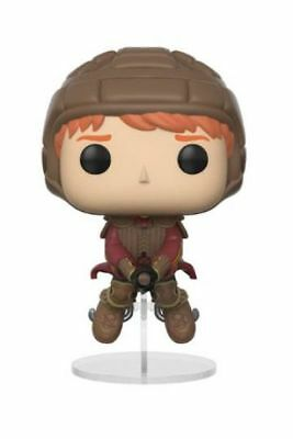 Harry Potter - Ron Weasley auf Flugbesen - Pop!