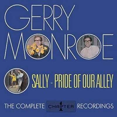 Monroe,gerry - Sally - Pride Of Our Alley: Th NEW CD