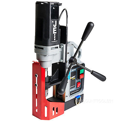 Jancy JEI HM40 110v MagBeast Magnetic Drill - Rotabroach Mag drill