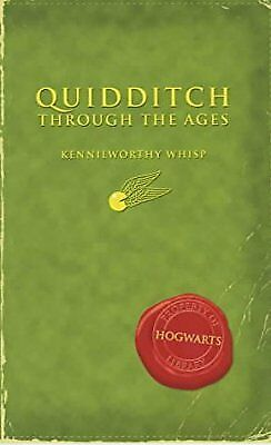 Comic Relief: Quidditch Through the Ages (Harry Potters Schoolbooks), Whisp, Ken