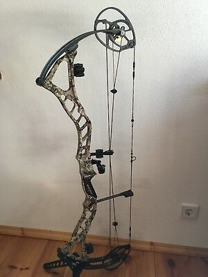 Bowtech Boss 70# | Compoundbogen | Kryptek Highlander