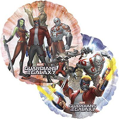 Amscan International 3577501Guardian of the Galaxy 2palloncino foil (s8n)