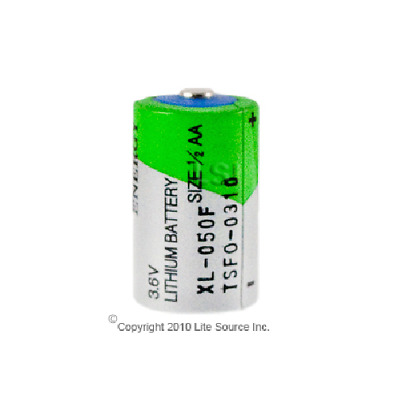 24-5101 Accutome AccuPen Tonometer 3.6V Lithium Replacement  Battery 1/2AA