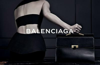 buy online coupon code cheap sale BALENCIAGA WALL POSTER (24 inch x 36 inch) LUXURY BRAND ADS ...