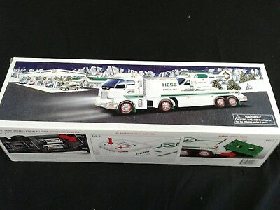 Hess Toy Truck And Helicopter - 2006 - New In Box