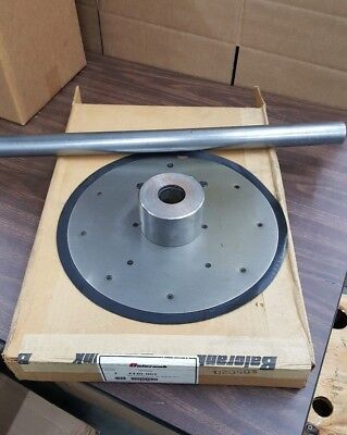 Balcrank 4440-002 Follower Plate for 120 lb. Drum