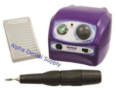 Johnson-Promident Dental SuperPower Lab Electric Handpiece Variable Foot Control