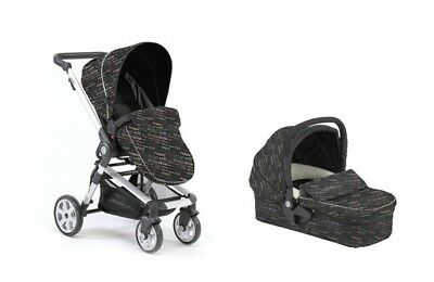 Beep Twist Colour Pack - Buggy Hood Footmuff Carrycot Cover NEW By Baby Elegance