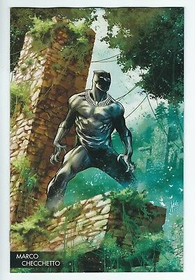 Black Panther #170 Marco Checchetto Young Guns Variant Avengers
