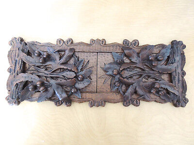 Carved Antique Victorian Adjustable Bookends Stand Rack