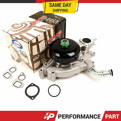 GMB Water Pump for 99-06 Cadillac GM Chevrolet Hummer Isuzu Saab 4.8 5.3 6.0