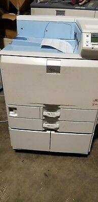 Ricoh Aficio SP C811dn 11x17 color printer