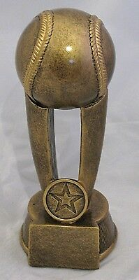 Baseball / Softball Ball Trophy 200mm Engraved FREE