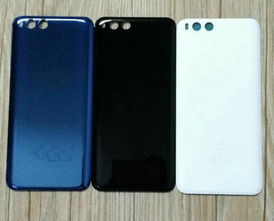 For Xiaomi Mi6 Mi 6 Back Housing Battery Cover Case Glass Door Replacement OEM