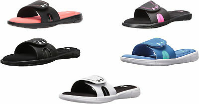 5bf026bc2 UNDER ARMOUR WOMEN S Ignite VII Slide Sandals