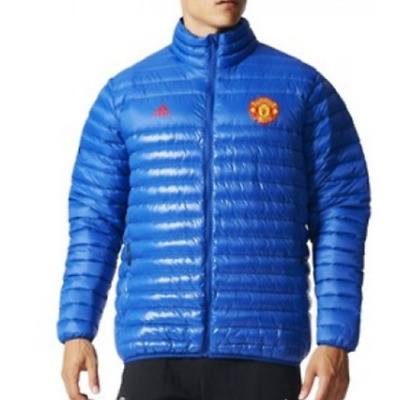 a4108f540d3f ADIDAS MANCHESTER UNITED 2016 17 Light Down Padded Jacket -  90.00 ...