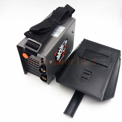 ZX7-200Mini MMA Electric Welder 220V 200A Inverter Arc IGBT Welding Machine tool