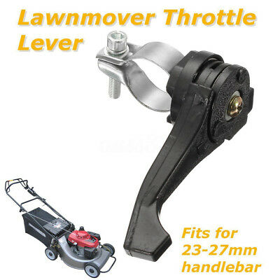 Universal Throttle Lever Assembly 23mm - 27mm for Rammer Lawnmower Rotovator