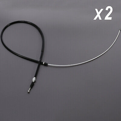 FOR VW GOLF MK4 REAR HAND BRAKE CABLES PARKING CABLE 1999 to 2005