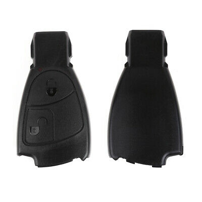 Replacement Remote Key Fob Case Shell For Mercedes C S Ml Cl Clk Cls Slk
