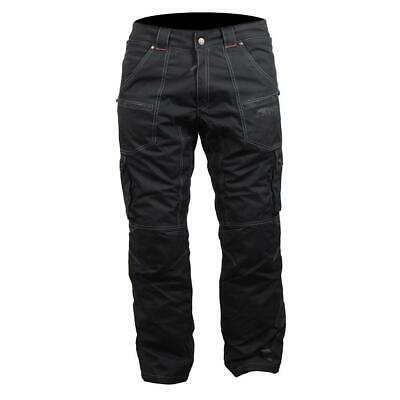 ARMR Moto Indo 2 Mens Waterproof Motorcycle Cargo Trousers Motorbike Pants