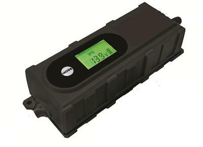 Automatic Battery Charger Electronic 5 Stage 4 Amp 12V fits VOLVO / SAAB