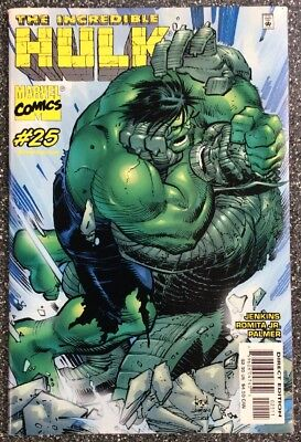 Incredible Hulk #25 (2001)