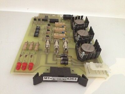 electronic board MT 110 240 4363a