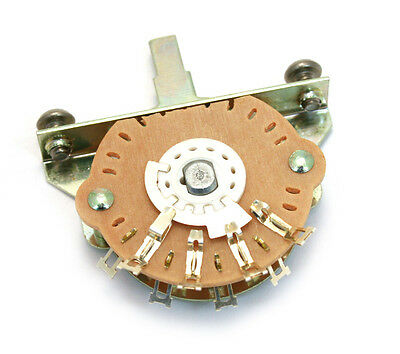 EP-0478-000 Oak Grigsby 5-Way Lever Switch For Stratocaster Guitar