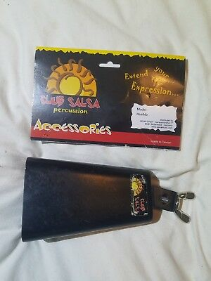 "Club Salsa 8"" Cowbell Drumkit Percussion accessory"