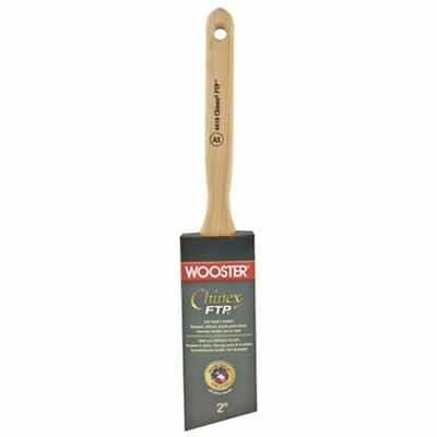Wooster Brush 4410-2 Chinex FTP Angle Sash Paintbrush 2 Inch