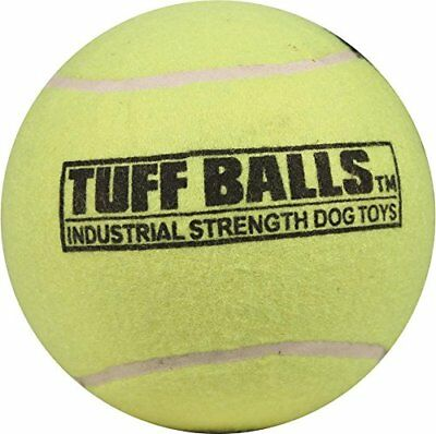 PetSport Mega Tuff Dog Toy Ball Yellow 6""