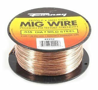 """Forney 42292 .035"""" ER7OS-6 Welding Wire 2 Lb"""