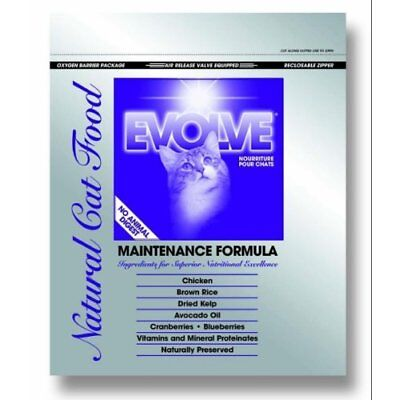 Evolve 6600254 Maintenance Formula Cat Food 15 Lbs