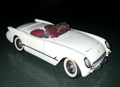 1953 Chevrolet Corvette Die Cast Franklin Mint