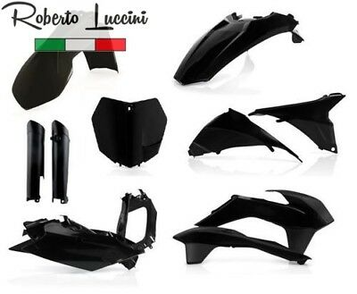 KTM Plastik Kit Satz FULL Komplett SX / SXF 2013 - 2014 Acerbis Made in Italy