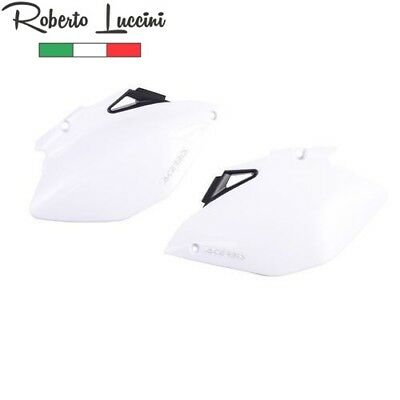 Yamaha Seitenteile side panels YZF 250 / 450; 2006-2009 Acerbis Made in Italy