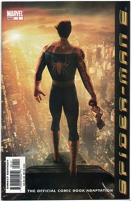 Spider-Man 2 - Movie official comic book Adaptation # 1 - US Comic - Marvel Comi