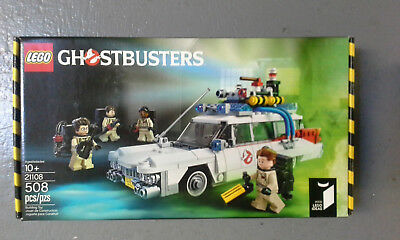 lego ideas ghostbusters ecto 1 21108 chf picclick ch. Black Bedroom Furniture Sets. Home Design Ideas