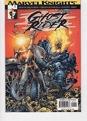 Ghost Rider 1 (NM) Marvel Knights